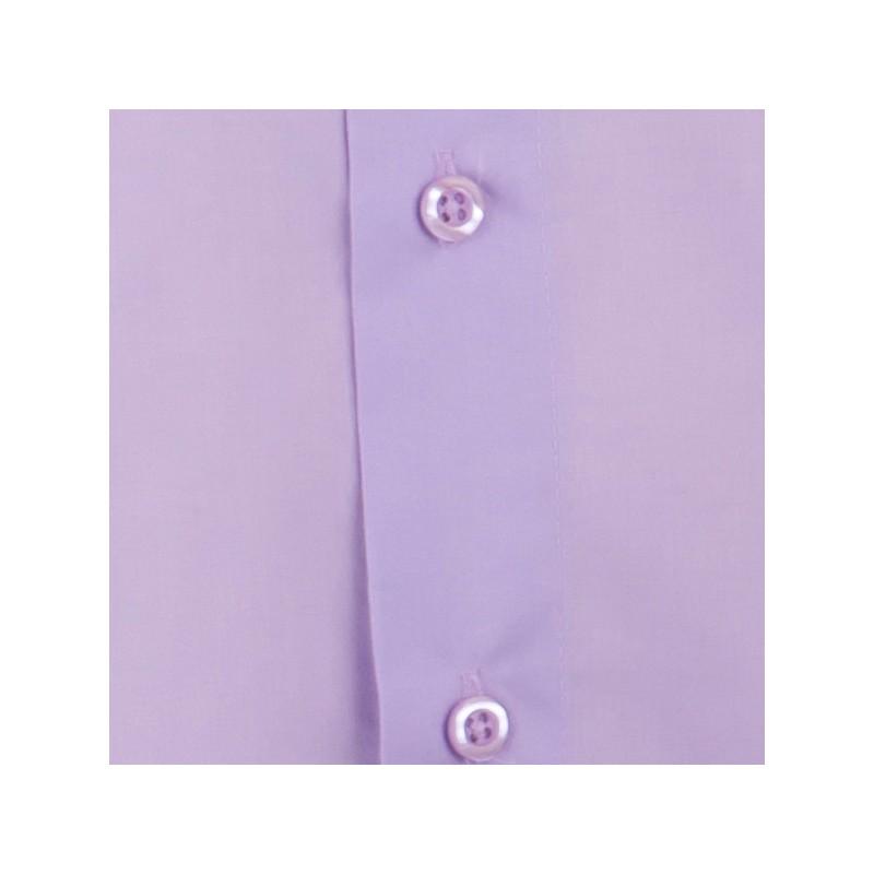 Černá pánská košile na manžetový knoflík Assante 30150, Velikost 43/44 (XL)