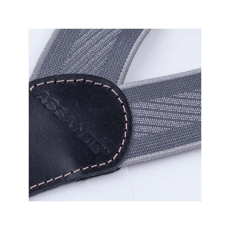 Černá pánská košile krátký rukáv slim střih Brighton 110062, Velikost 41/42 (L)
