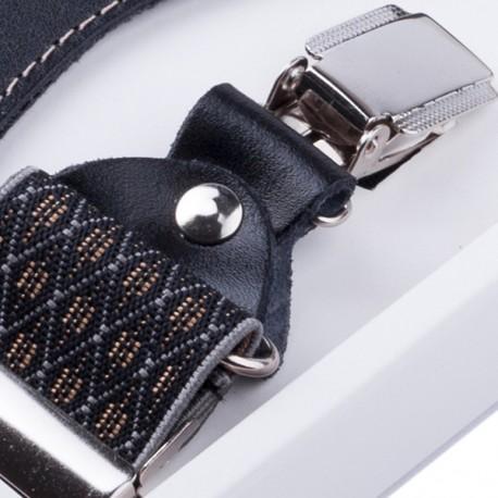 Fialový kapesníček do saka Assante 90637