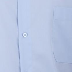 034df8c4199 Modrá pánská košile krátký rukáv Friends and Rebels 40401