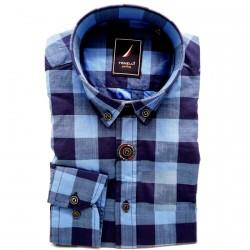 Modrá pánská košile Tonelli 110912