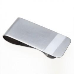 Spona na peníze stříbrná barva 90472