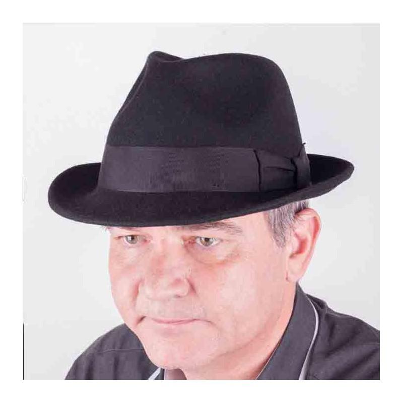 Hnědý klobouk Assante 85047, Velikost 55