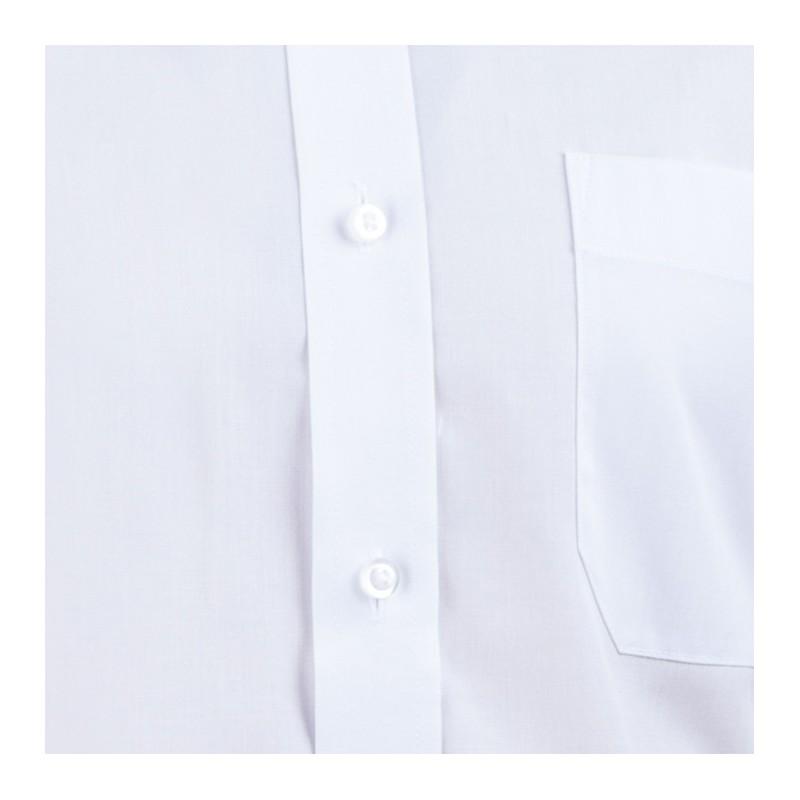 Bílomodra marine pánská košile s dvojitým límcem Brighton 119966, Velikost 41/42 (L)