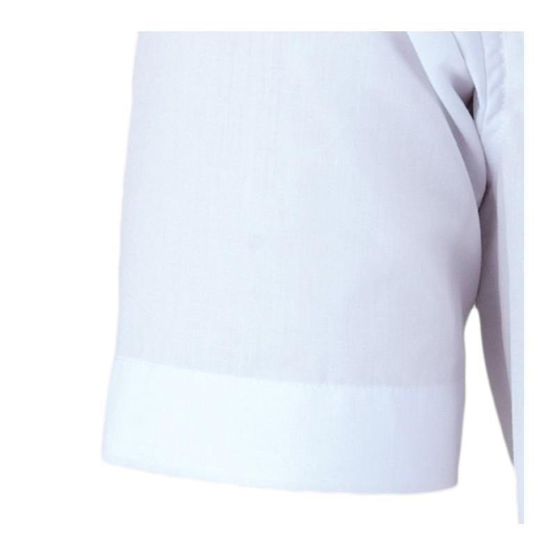 52ba9f98cd62 Bílomodrá pánská košile dlouhý rukáv s dvojitým límcem Brighton 109967