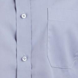 Šedé pánské společenské kalhoty Assante 60511
