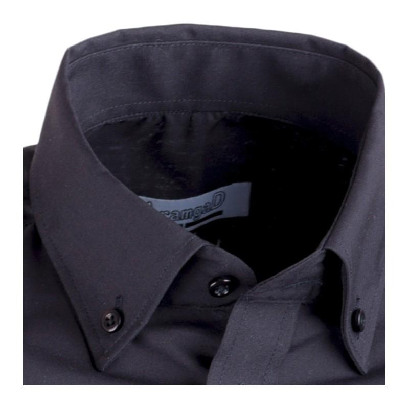 Šedé pánské společenské kalhoty Assante 60511 4fd74f287e