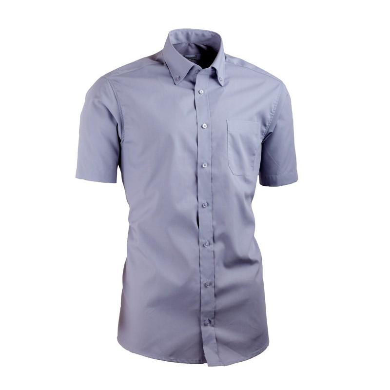 Modré pánské společenské kalhoty Assante 60521, Velikost 86