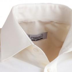 85999cd78aba Modrá pánská košile dlouhý rukáv vypasovaný střih Brighton 109969