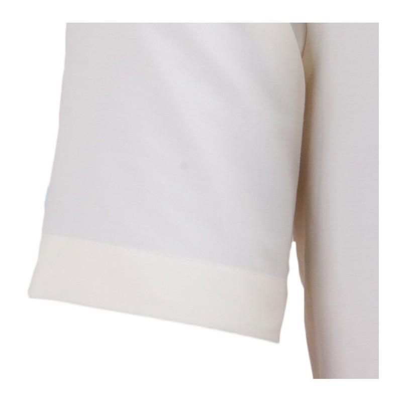 Černá pánská košile dlouhý rukáv vypasovaný střih Brighton 109974, Velikost 39/40 (M)