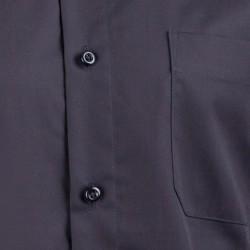 Černé kšandy luxusní kožená poutka Assante 90029