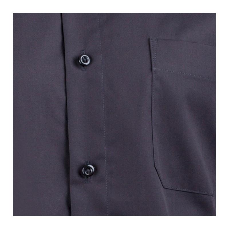 Černé kšandy luxusní kožená poutka Assante 90029, Velikost Uni