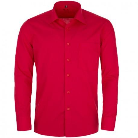 Prodloužená košile modrá Assante 20607