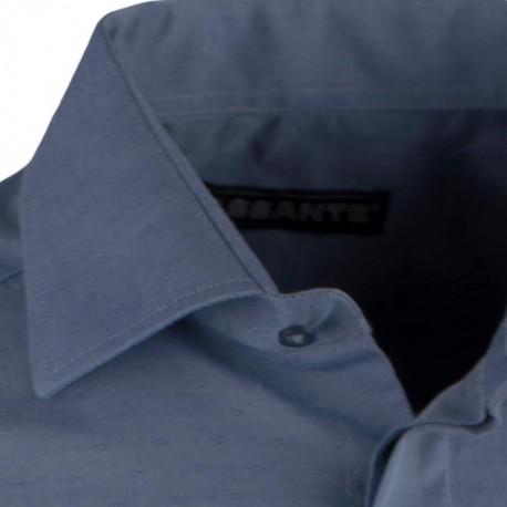 Modrý pánský svetr norský vzor Assante 51022 a0f18b1d03