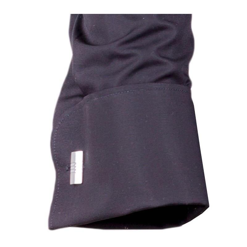 Modré pánské sako na výšku 176 - 182 cm Assante 60003, Velikost 52
