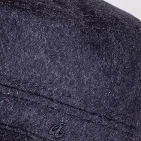 Prodloužená košile slim kobaltová Assante 20407