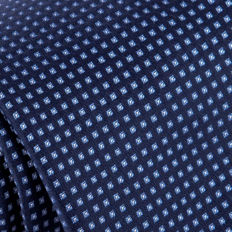 Nadměrné pánské modré společenské kalhoty Assante 60524, Velikost 114