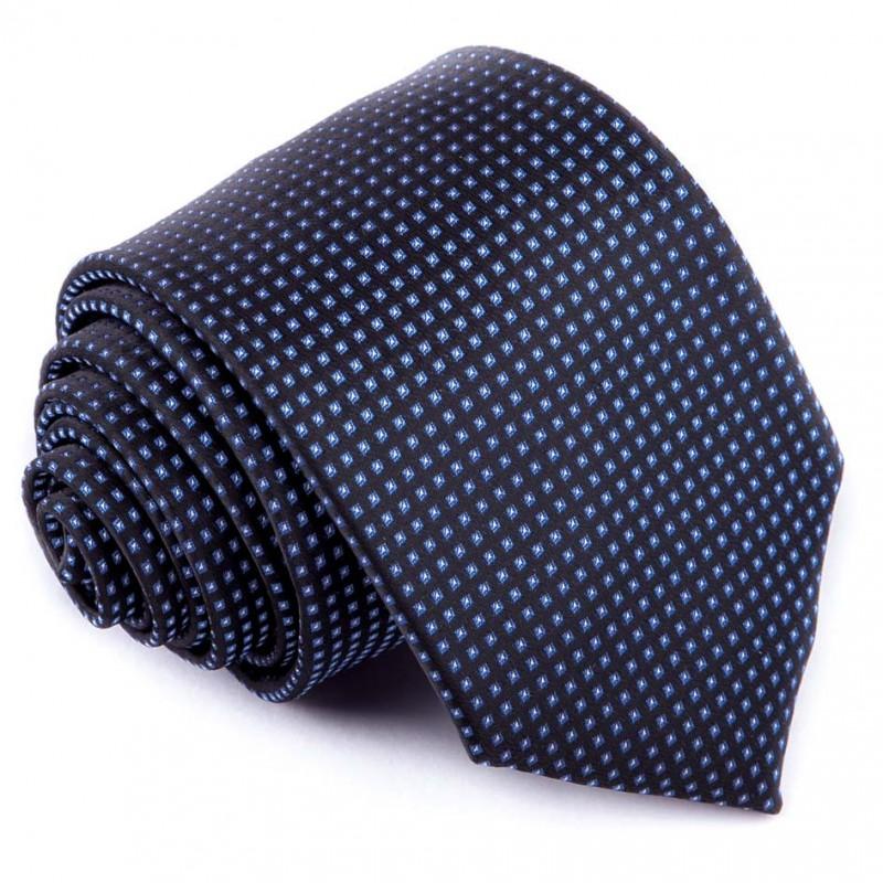 Černý kožený klobouk Tonak 85033, Velikost 55