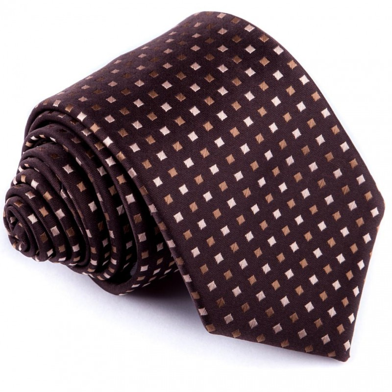 Bílomodrá pánská košile slim fit Brighton 109943, Velikost 41/42 (L)