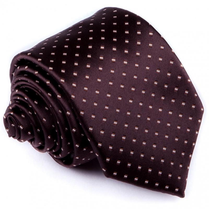 Bílomodrá pánská košile slim fit Brighton 109945, Velikost 41/42 (L)