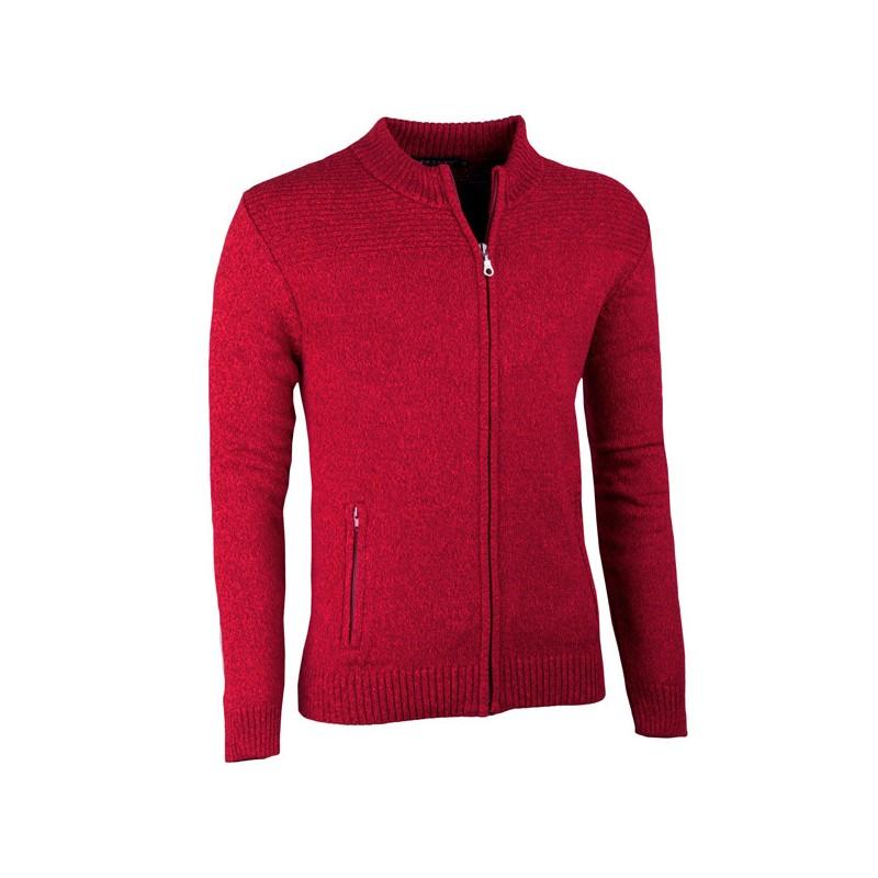 Šedofialová pánská košile krátký rukáv vypasovaná Brighton 109819, Velikost 39/40 (M)