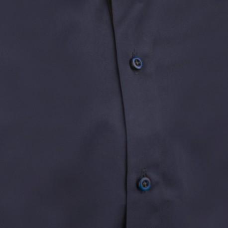 Červenomodrá 100 % bavlna košile Tonelli 110956