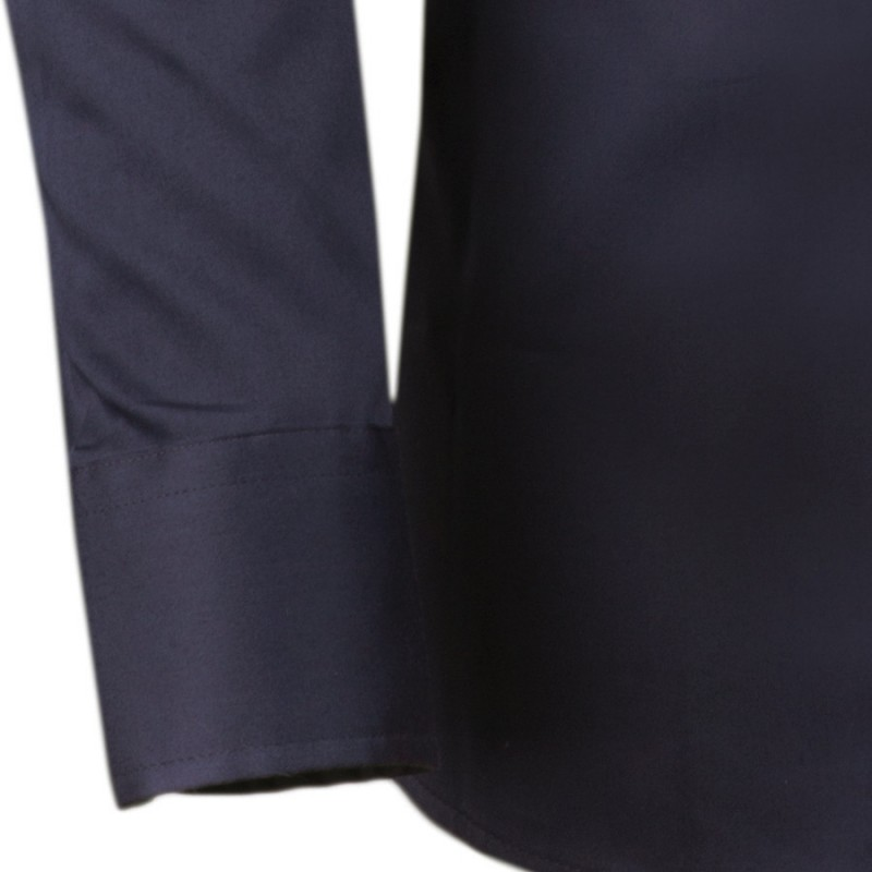 559244d065a1 Červenomodrá 100 % bavlna košile Tonelli 110956