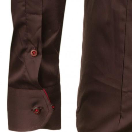 Červenomodrá košile Tonelli 110961