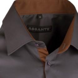 Červenomodrá károvaná košile Tonelli 110967