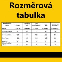 Pánské kožené polobotky hnědé Conhpol 26337/S02
