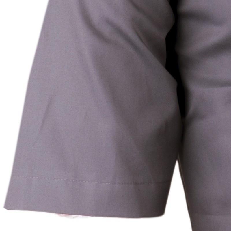 Tmavě zelená kravata jednobarevná Greg 99951, Velikost Uni