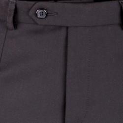 Černé manžetové knoflíčky Assante 90505