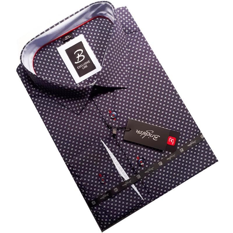 Souprava kšandy kravata černá 505, Velikost Uni