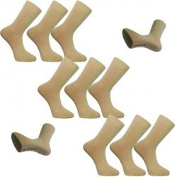 Multipack ponožky antibakteriální se stříbrem Assante 732