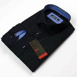 Pánská fidelka černá Mes 81243