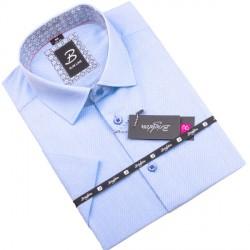 Košile Brighton modrošedá 109808