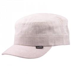 Béžová čepice Fidelka Mes 81207