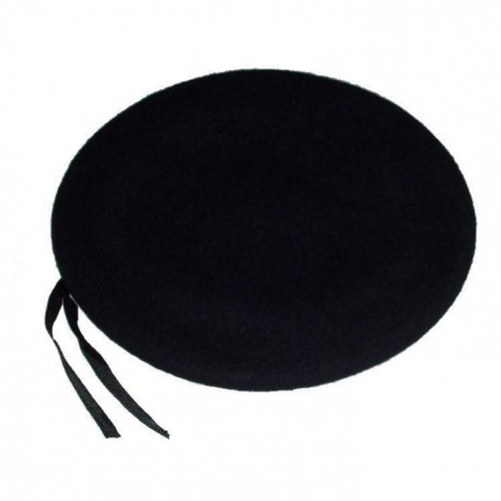 Pánský francouzský baret černý Assante 85120