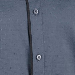 Černá károvaná košile Tonelli 110983