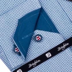 Modrá pánská kravata Greg 0941/09