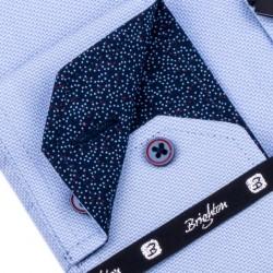 Modrá kravata Greg 94011