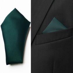 Šedá kravata károvaná Greg 91192