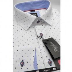 Modrá kravata Greg 94956