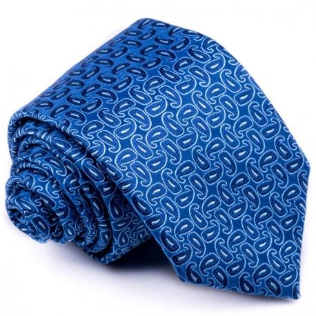Pánská košile modrá krátký rukáv Tonelli 110873