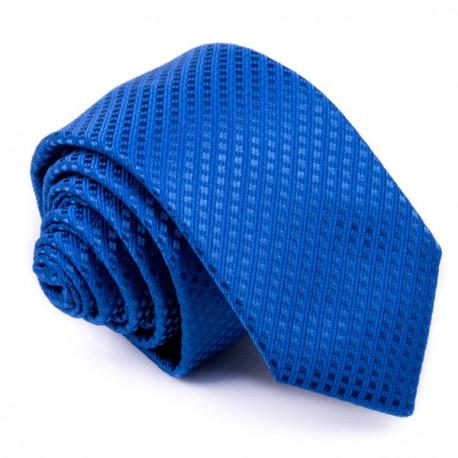 Pánská košile modrá krátký rukáv Tonelli 110876