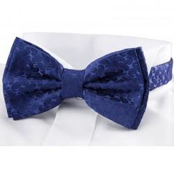 Modrý pánský motýlek Assante 90293