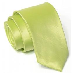Zelená svatební kravata slim Greg 99192