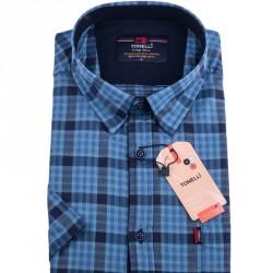 Modrá košile Tonelli 110835
