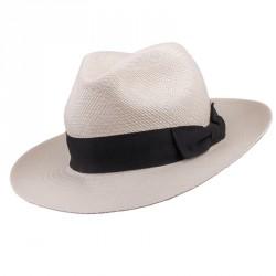 Smetanový letní Panama klobouk Assante 80010