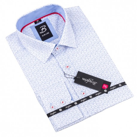 Košile Brighton bílá 110010